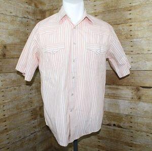 Vintage Wrangler Western Wear Pearl Snaps Shirt